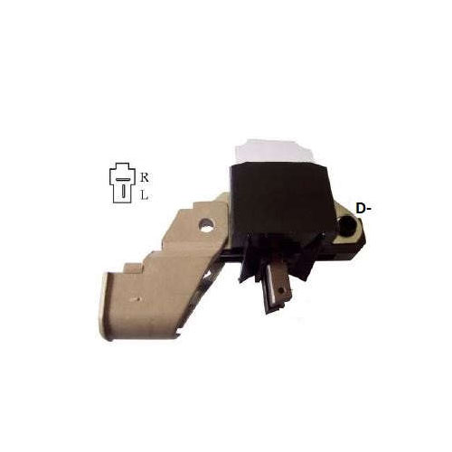 Regulador Alternador FUSO CANTER - Sistema MITSUBISHI 24V (I