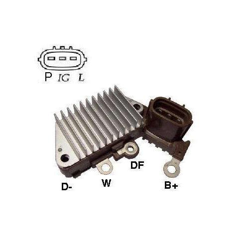 Regulador Alternador CIVIC CATERPILLAR (IK5822) - IKRO  - Co
