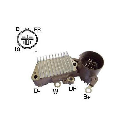 Regulador Alternador CIVIC  (IK5840) - IKRO - PEÇA  - Cod. S