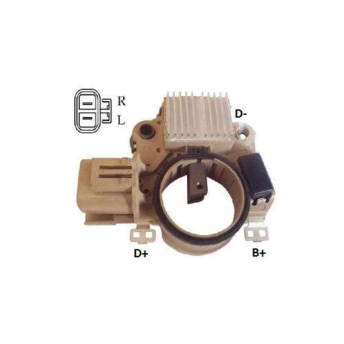 Regulador Alternador - 24V (IK5977)