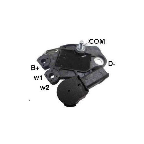 Regulador Alternador BMW X5 (IK5983) - IKRO - PEÇA - SKU: 17