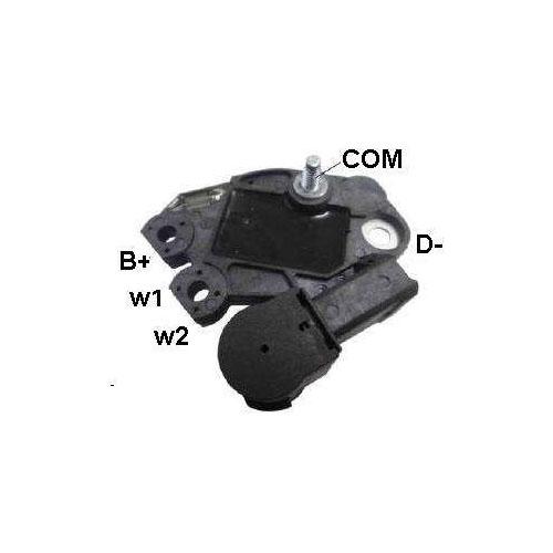 Regulador Alternador BMW X5 (IK5983)