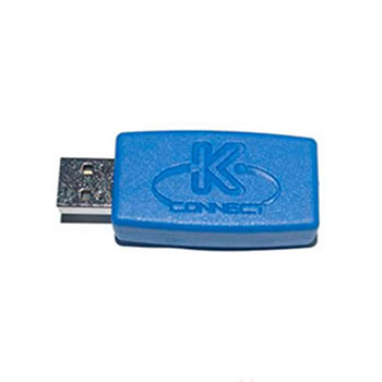 Dispositivo Interface Configuração Alarme KOSTAL Via USB (K1