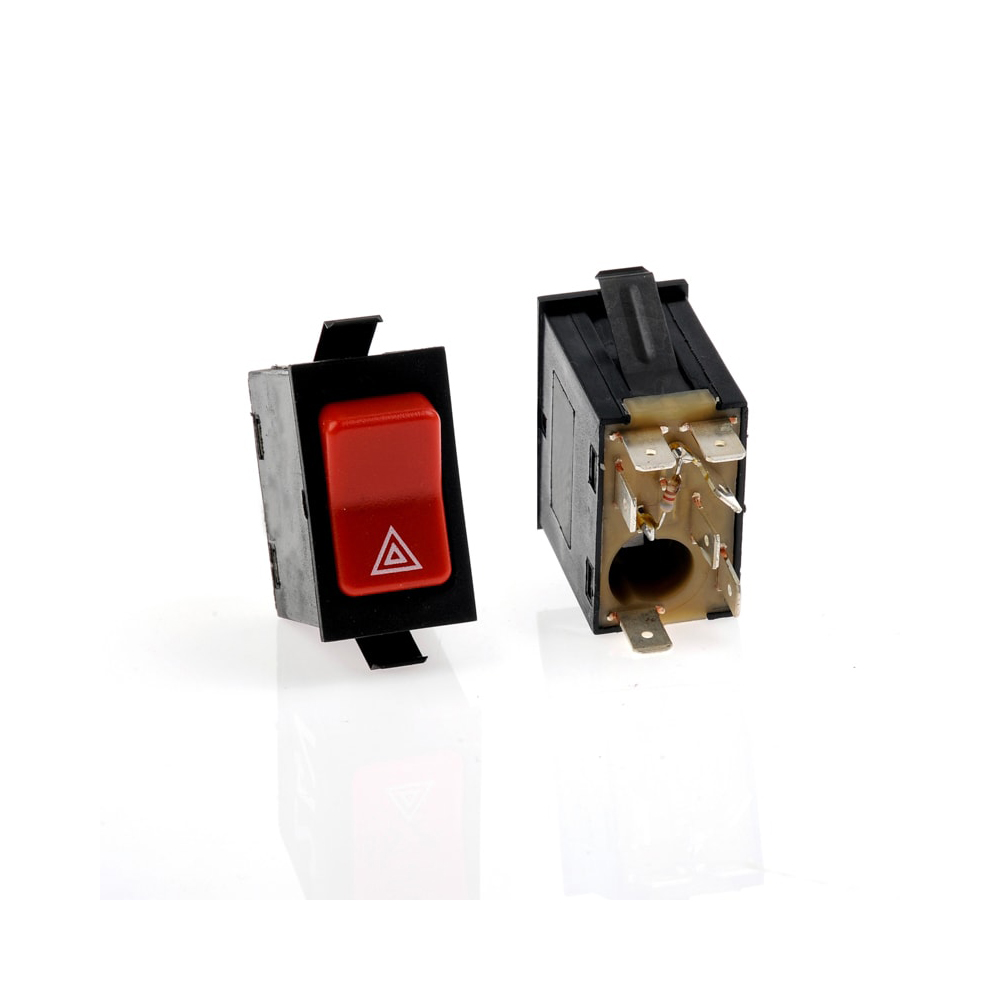 Interruptor Pisca Alerta CARGO 2006 em Diante (K3040255)