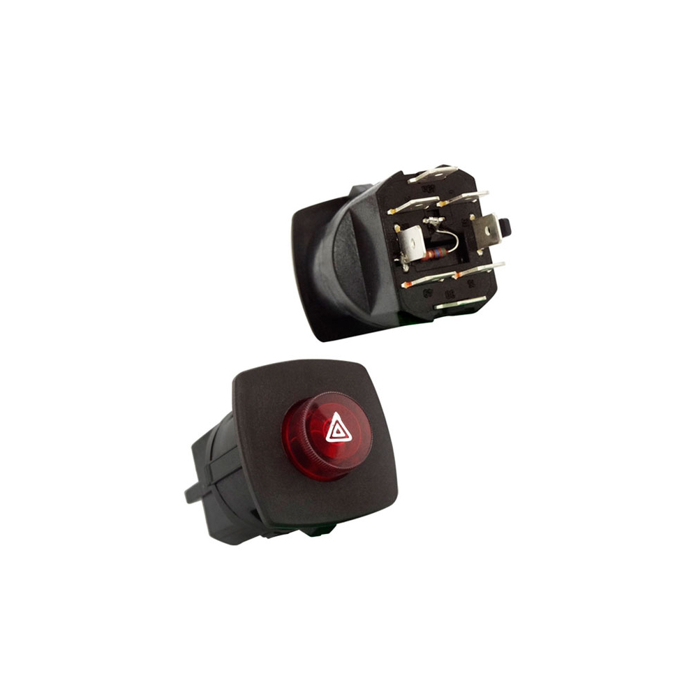 Interruptor Pisca Alerta SCANIA 112 -  (K3805210)