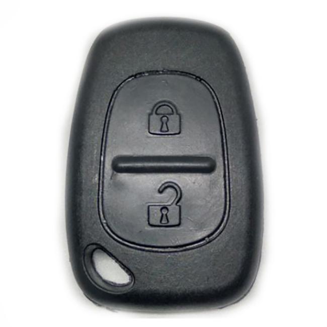 Capa de Controle - Telecomando - CLIO  - 2 Botões (LZ9006)