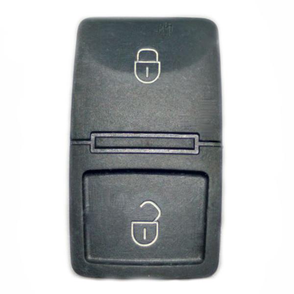 Capa de Controle - Telecomando - AUDI A3 GOLF - 2 Botões (LZ