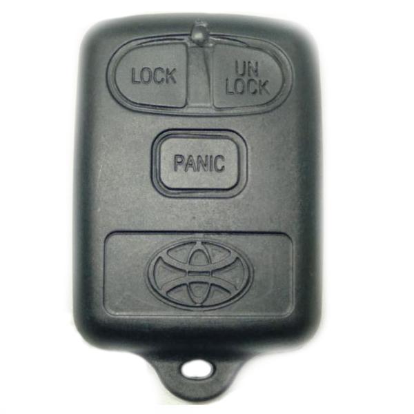 Capa de Controle - Telecomando - COROLLA - 3 Botões (LZ9019)