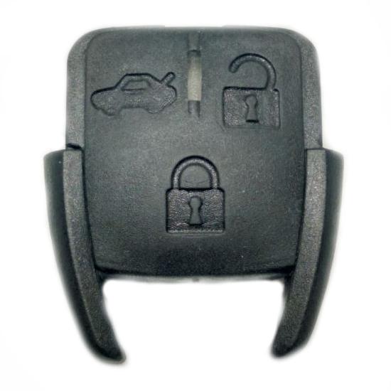 Capa de Controle - Telecomando - ASTRA VECTRA - 3 Botões (LZ