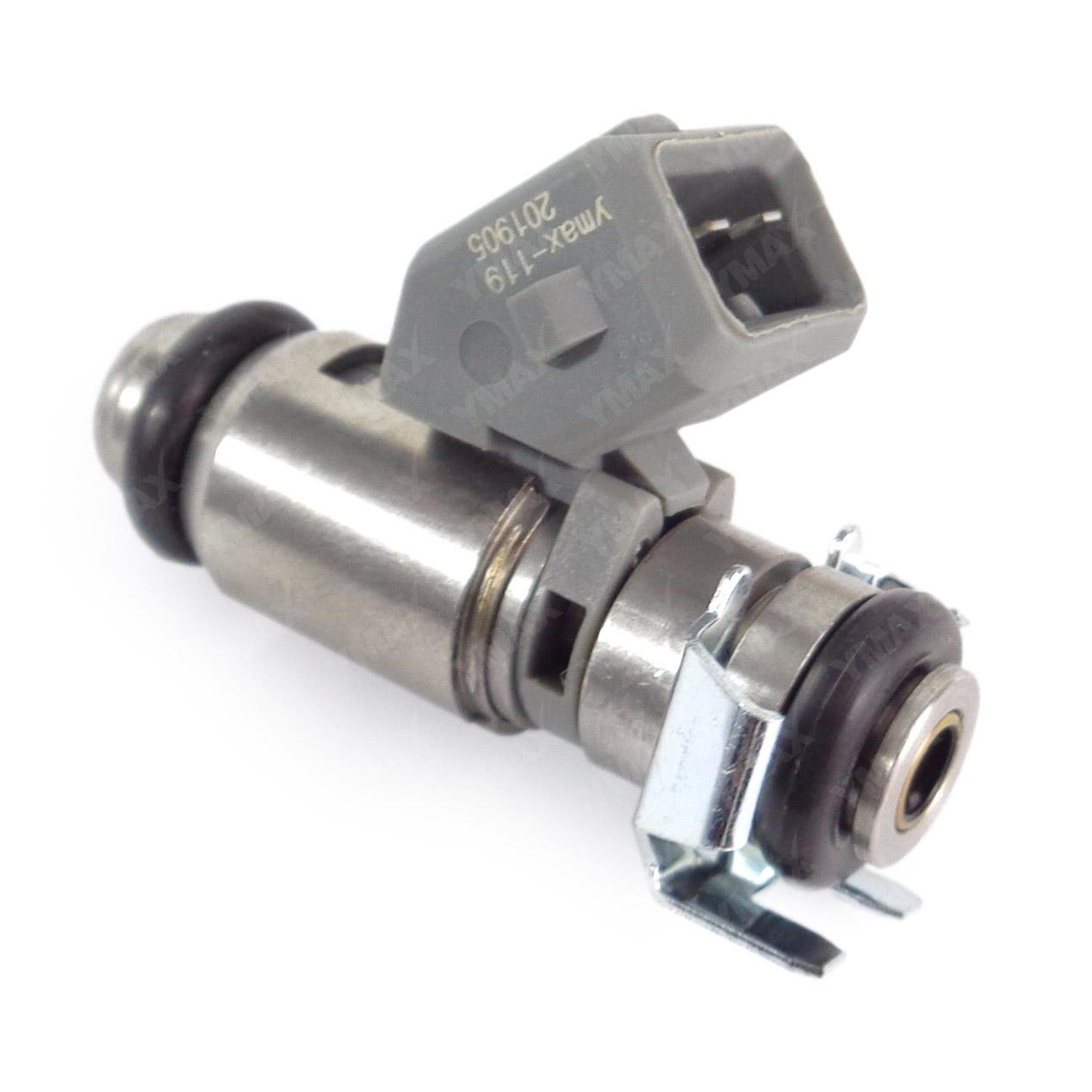 Bico Injetor Combustível FIESTA KA ROCAM - Gasolina (MPO119)