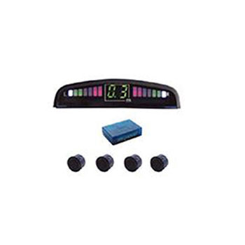 Sensor de Estacionamento 12V Preto Display (MQ0017)
