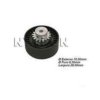 Polia Tensora do Alternador MEGANE SCENIC 2.0 08V (N1235) -