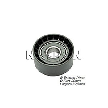 Polia Tensora Alternador SCANIA 124 (N1289) - NYTRON - PEÇA