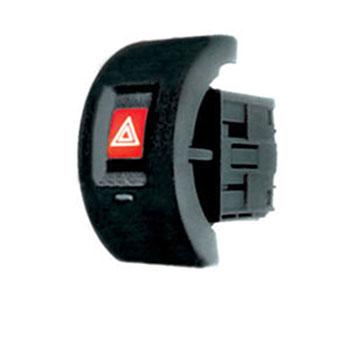 Interruptor Pisca Alerta ASTRA 1999 até 2012 LED - 8 Termina