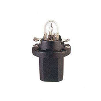 Lâmpada Soquete Painel 12V - Soquete Preto (OS2721MF)