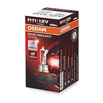 Lâmpada H11 12V 55W - NIGHT BREAKER 110% ULIMITED (OS64211NB