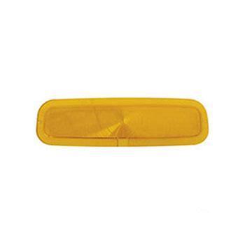 Lente Lanterna Dianteira CHEVROLET A10 C10 D10 - Amarelo (PR