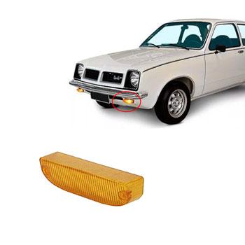 Lanterna Dianteira CHEVETTE 1973 até 1982 - Amarelo (PR2596A