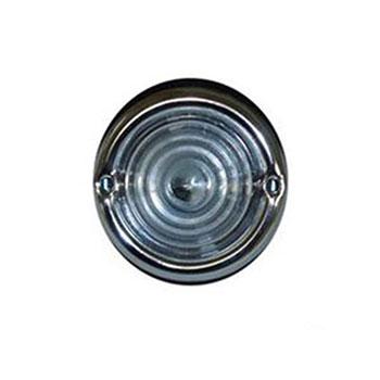 Lanterna Dianteira JEEP RURAL 1958 até 1968 - Branco - Maior