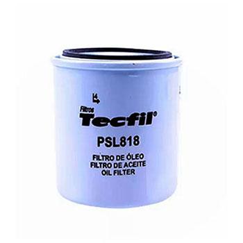 Filtro de Óleo Lubrificante - Blindado (PSL) (PSL818) - TECF