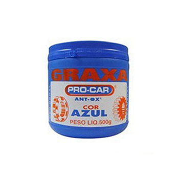 Graxa Azul - Rolamento - 500g (RAD0022)