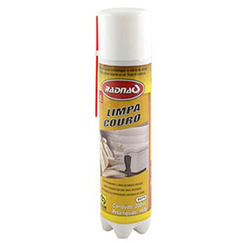Limpa Couro (Hidrata) - Spray 300ml (RAD6075) - RADNAQ - PEÇ
