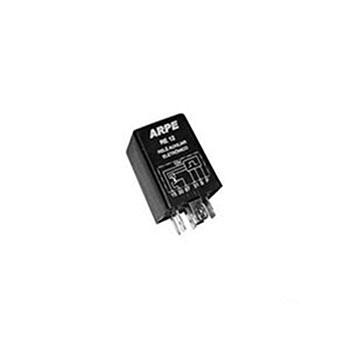 ecb216a2b54 Relé Auxiliar Eletrônico 12V 06 Terminais 40 Amperes (RE12) - ARPE - PEÇA -  SKU  32554