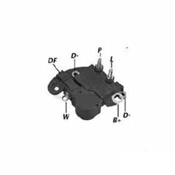 Regulador de Voltagem ESCORT FIESTA TRANSIT  (RT510100) - MA