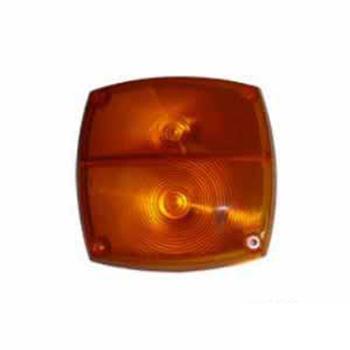 Lente para Lanterna Traseira S1067 Amarelo (S067AM)