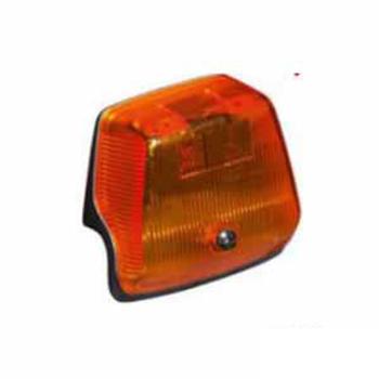 Lanterna ParaLama Atego - Lado Direito - Amarelo (S1058D)