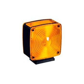 Lanterna Pisca Base Reta (S10661AM) - SINAL SUL - PEÇA  - Co