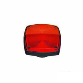 Lanterna Traseira Base Alta Vermelha (S10671VM)