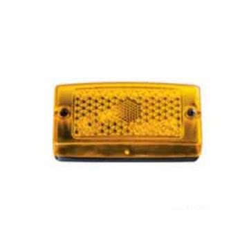 Lanterna Lateral Amarelo - Com Refletivo (S1073AM)