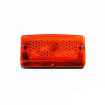Lanterna Lateral Vermelha - Com Refletivo (S1073VM)