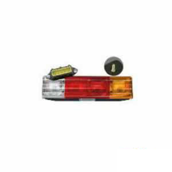 Lanterna Traseira - Sem Vigia E Conector (S1080SV)