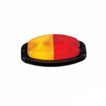Lanterna Traseira para Reboque Bicolor (S1104BI)