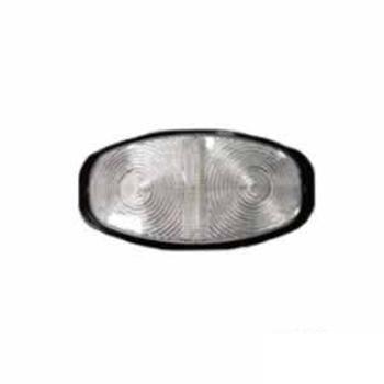 Lanterna Traseira para Reboque Cristal (S1104CR)