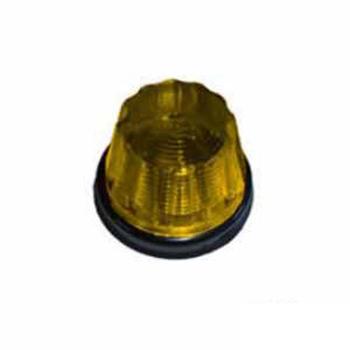 Lanterna Pudim Soquete Interno Amarelo (S1110AM)