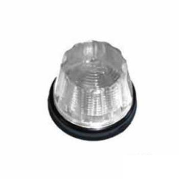 Lanterna Pudim Soquete Interno Cristal (S1110CR)