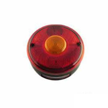 Lanterna Traseira Redonda - Com Vigia (S1111CV)