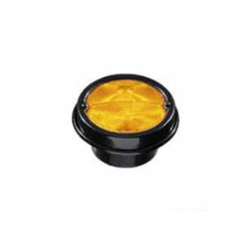 Lanterna Traseira Randon Amarelo 2 Soque (S11122AM)