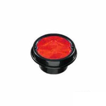 Lanterna Traseira Randon Vermel 2 Soque Terminais (S11122VM)