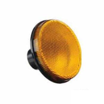 Lanterna Traseira Acrilica Amarelo (S1141AM)