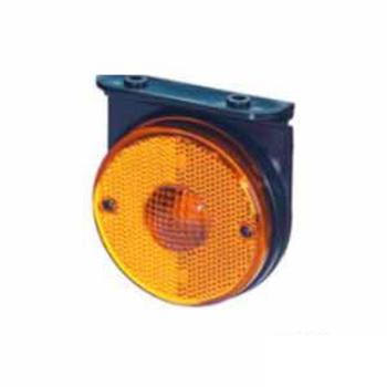 Lanterna Lateral - Com Sup Flexivel Amarelo (S1161ACRAM)