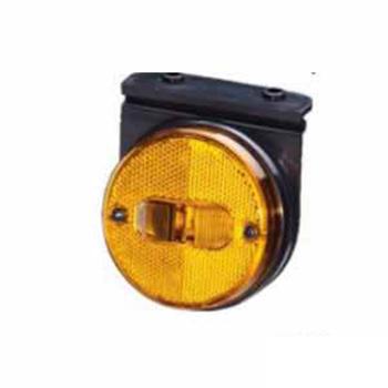 Lanterna Lateral - Com Suporte Flexivel - Amarelo (S1165ACRA