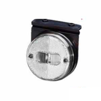 Lanterna Lateral - Com Suporte Flexivel - Cristal (S1165ACRC