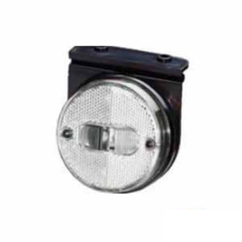 Lanterna Lateral - Com Suporte Flexivel - Cristal (S1165PSCR