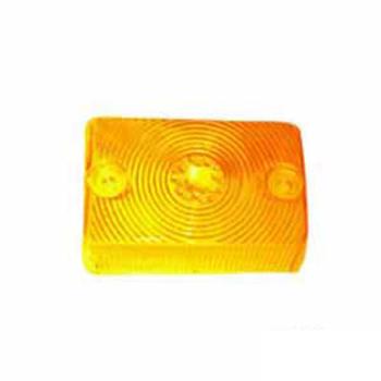 Lente para Lanterna Lateral Recrosul (Tijolinho) (S116AM)