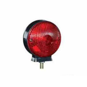 Lanterna Com Lente Frontal - Vermelho (S1171VM)