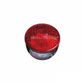 Lanterna Traseira - Com Vigia - Vermelho (S1182CVVM)